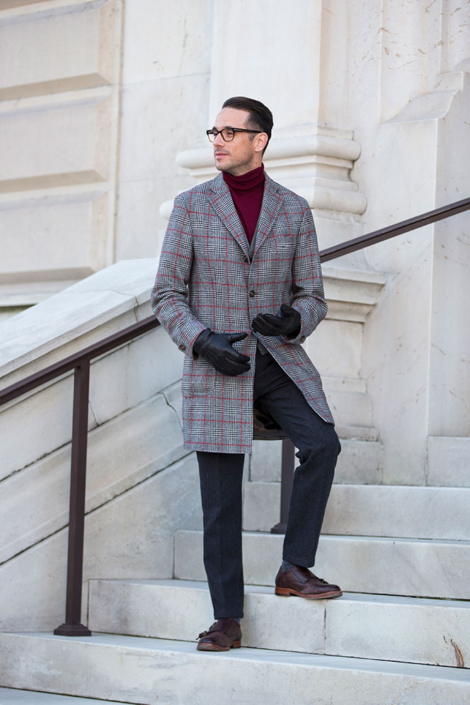 business casual men guide photo - 1