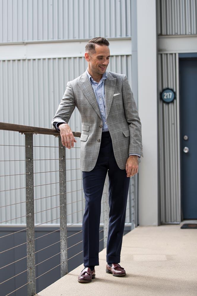 business casual men ideas photo - 1
