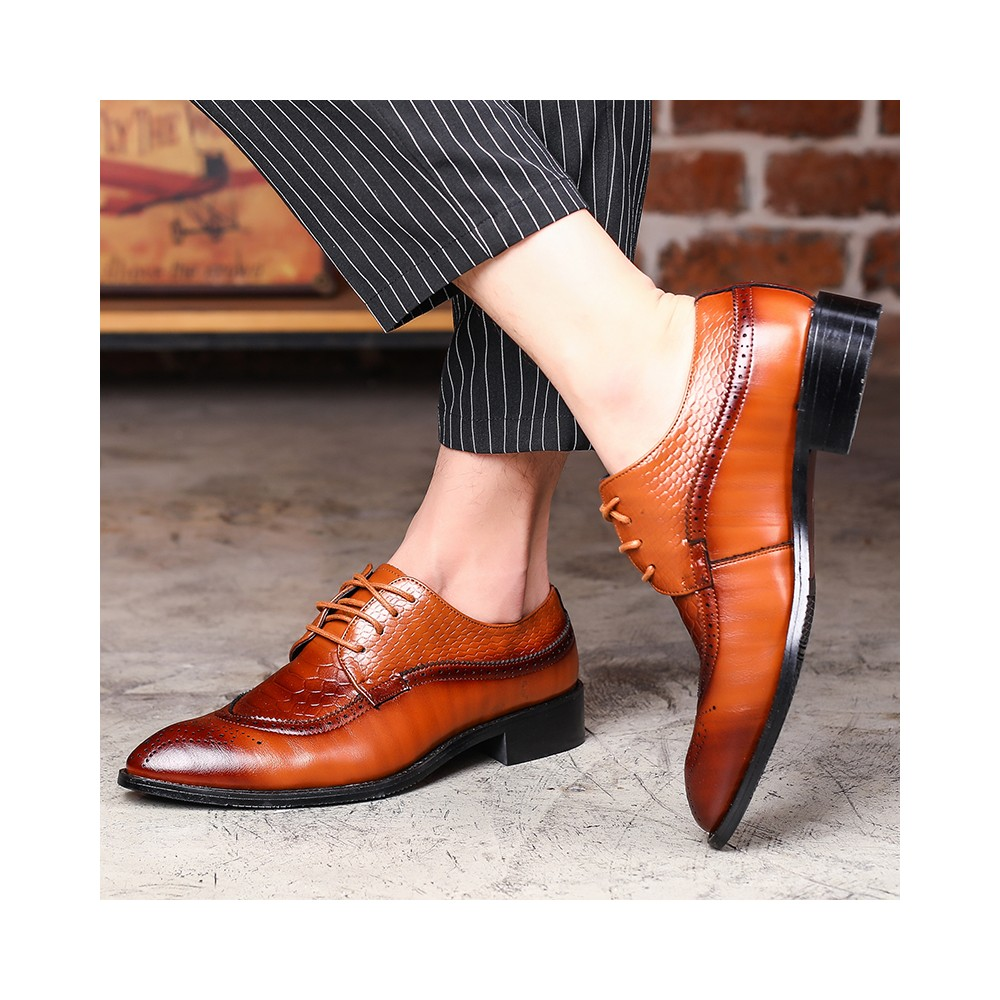 business casual mens shoes photo - 1