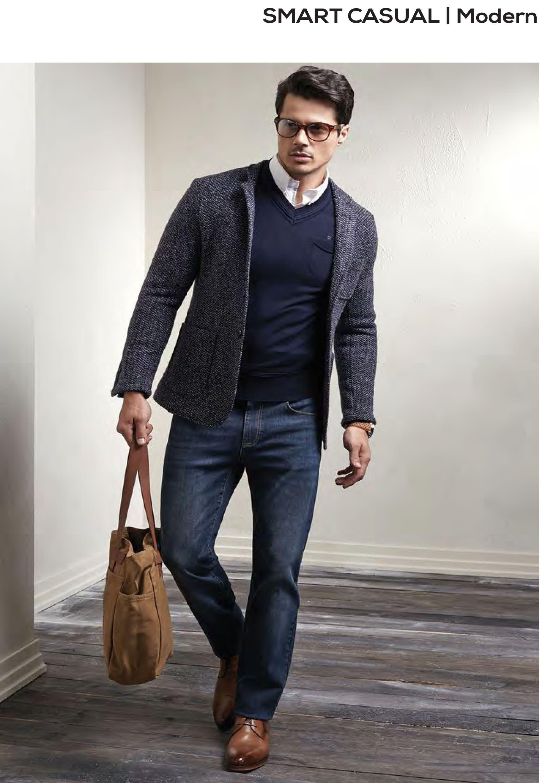 business casual menswear photo - 1