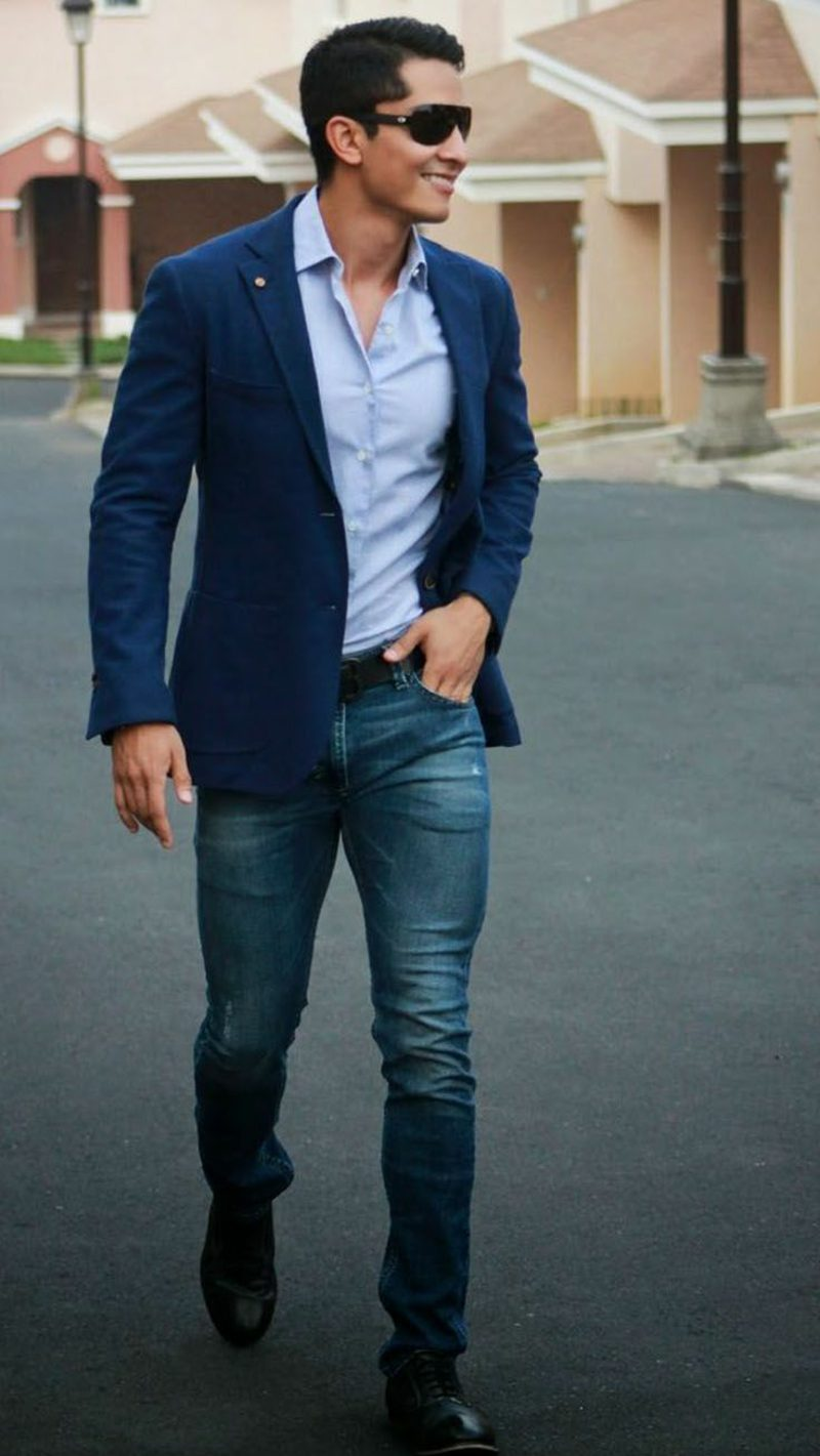 business casual no jeans photo - 1