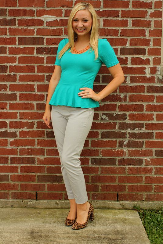 business casual outfit photo - 1