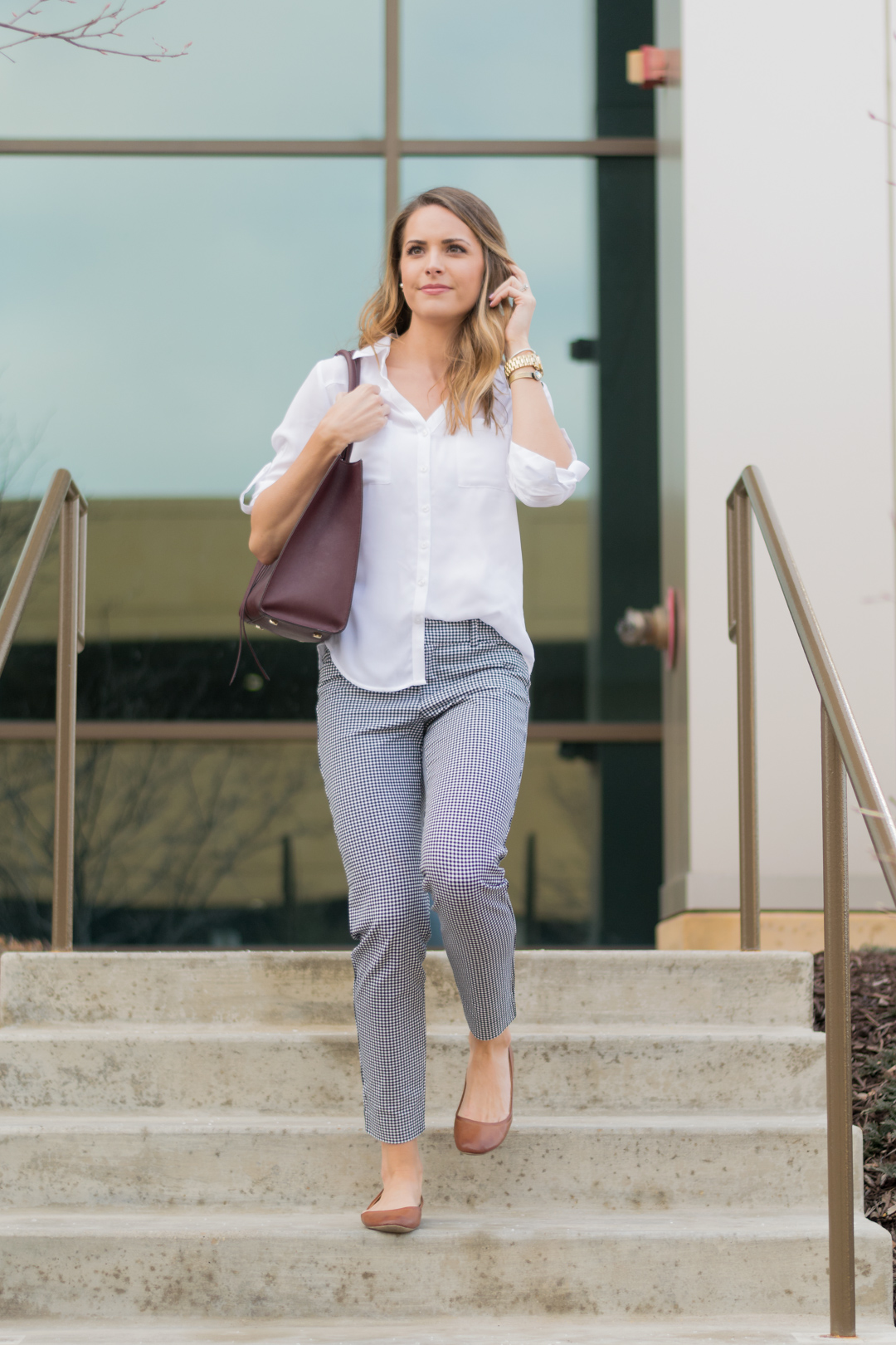 business casual outfit for women photo - 1
