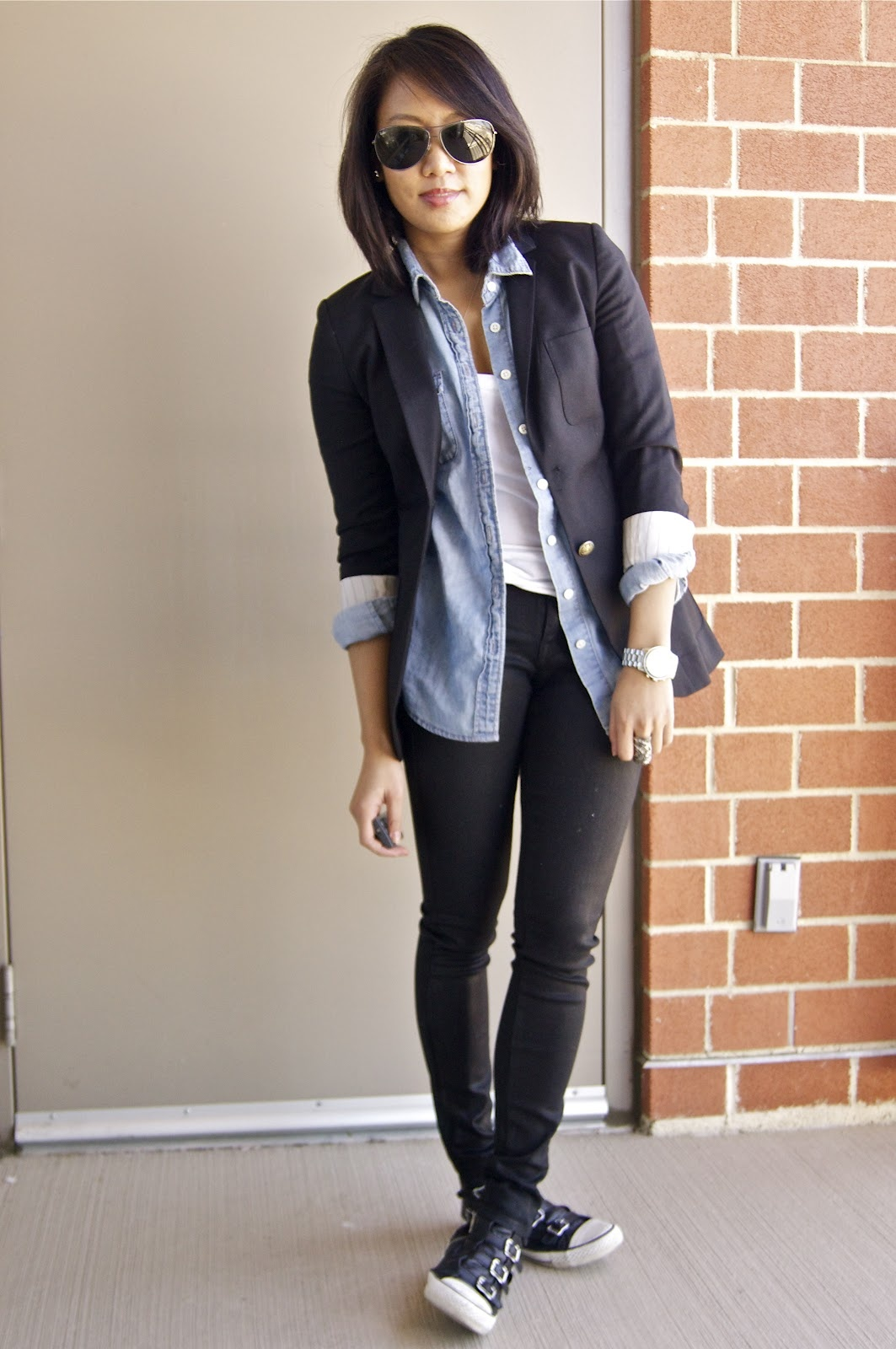 business casual outfits for summer photo - 1