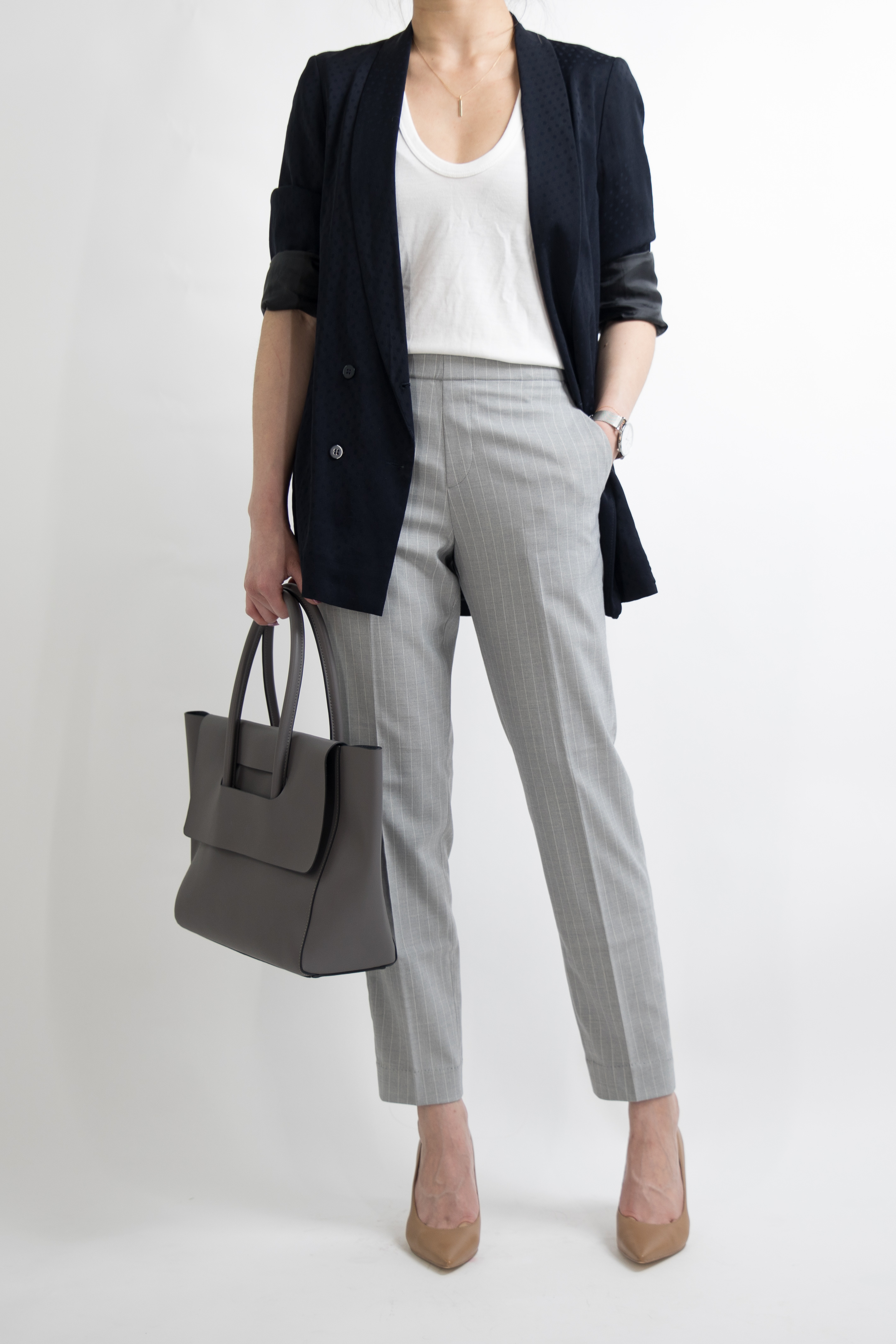 business casual pants women photo - 1