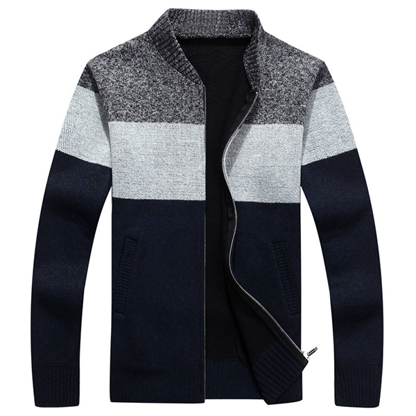 business casual sweater mens photo - 1