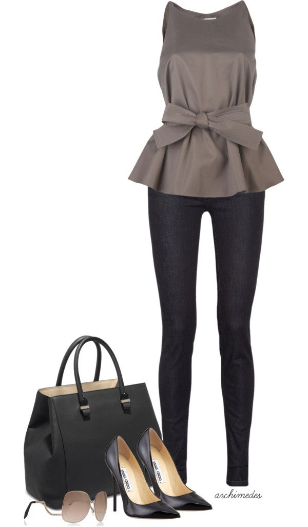 business casual tops women photo - 1