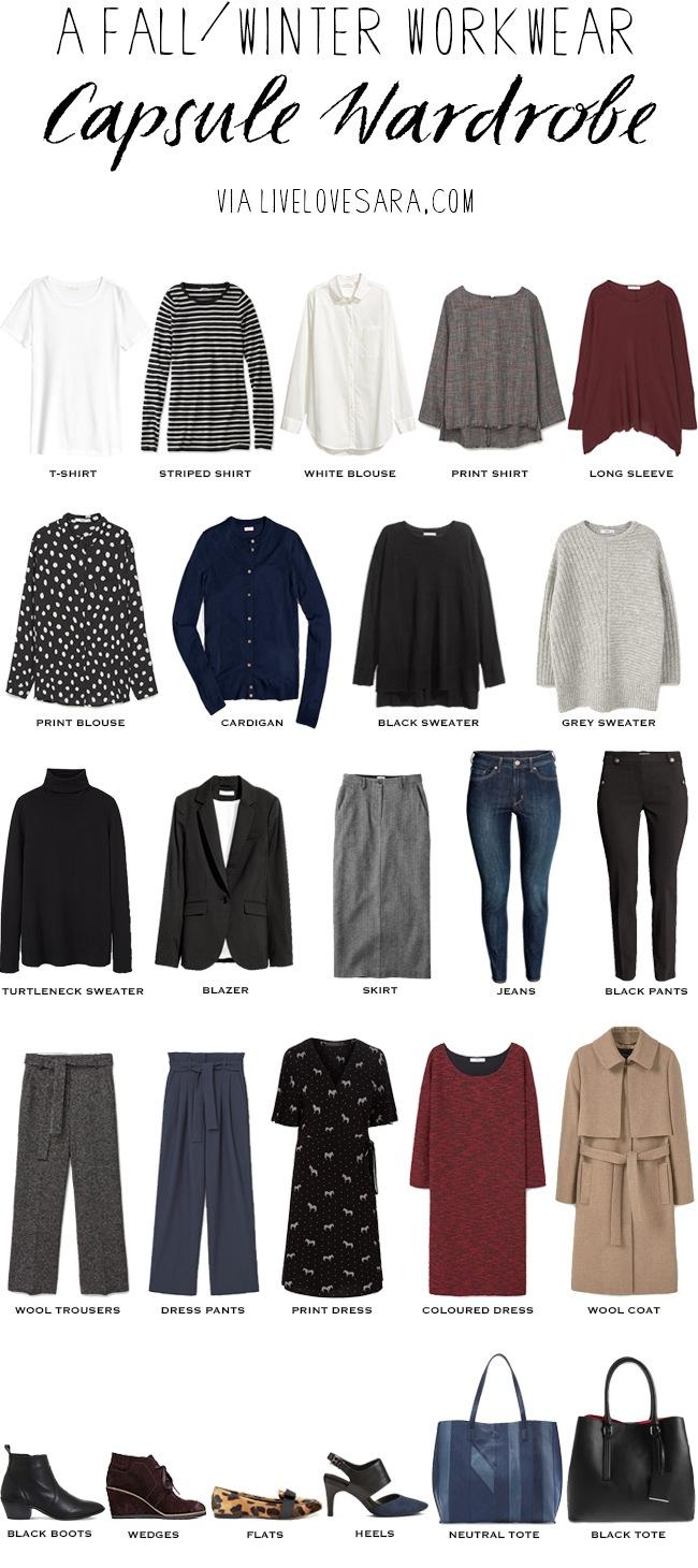 business casual wardrobe checklist photo - 1