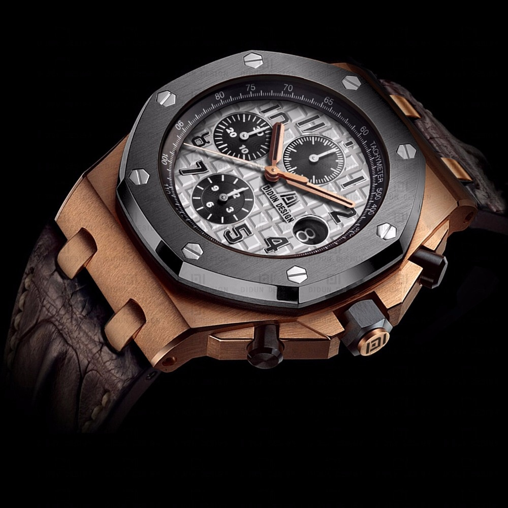 business casual watches photo - 1