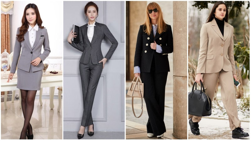 business casual wear for women photo - 1