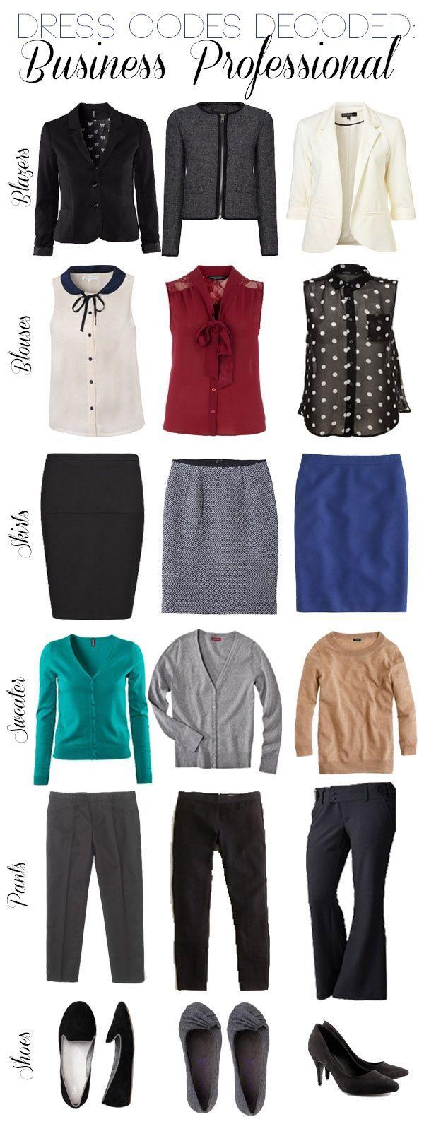 business casual women attire photo - 1