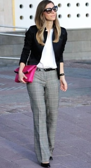 business casual women outfits photo - 1