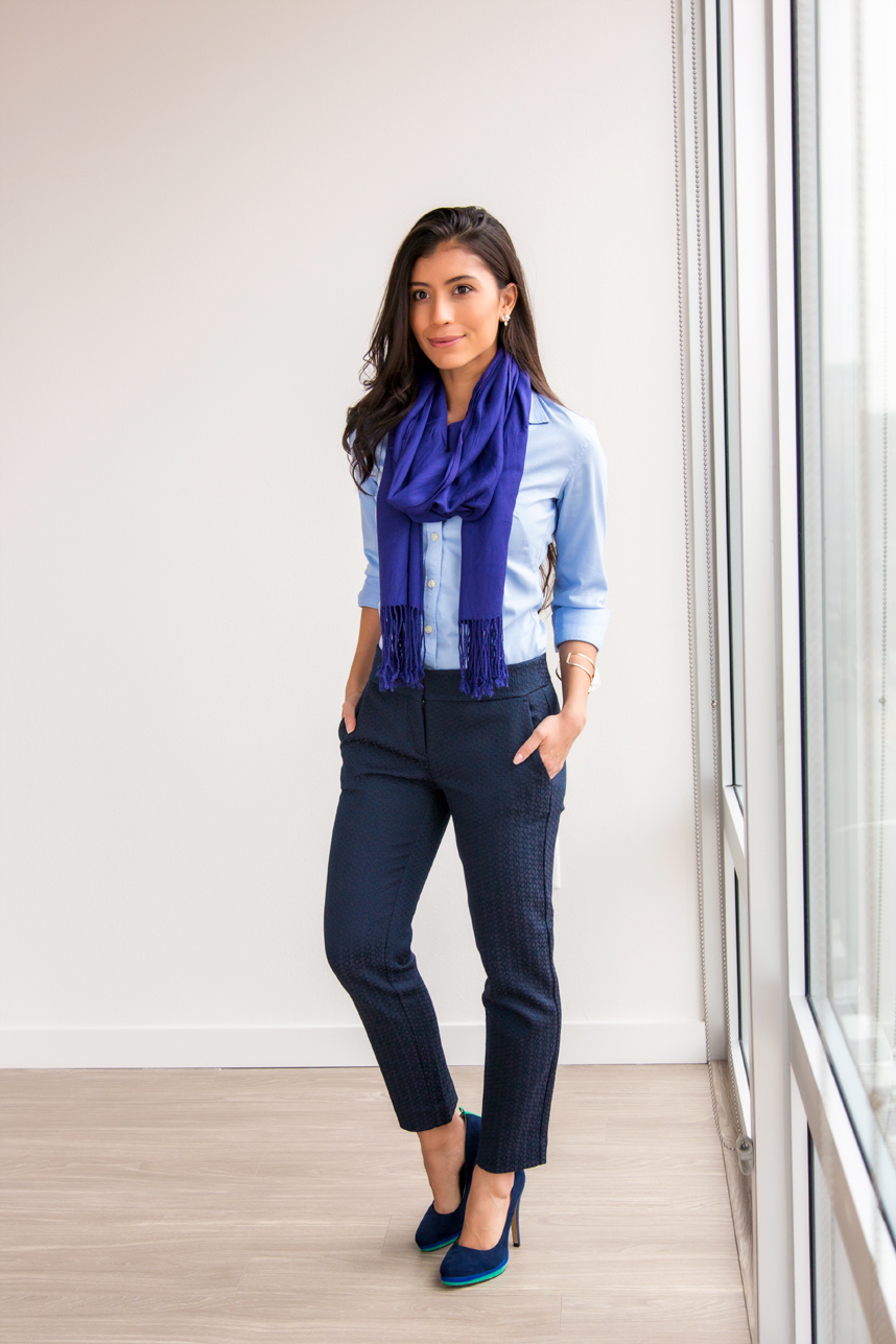 business casual womens clothes photo - 1