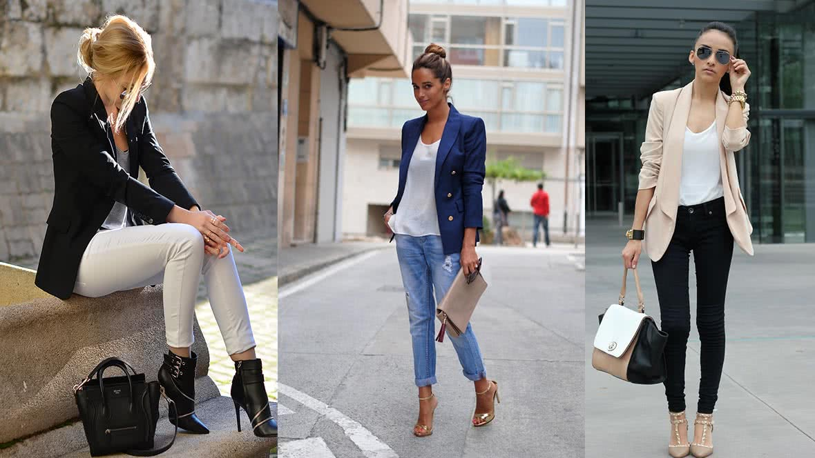 can you wear black jeans for business casual photo - 1