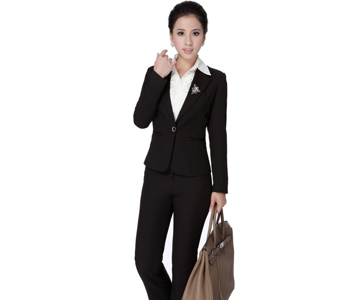 casual business attire for females photo - 1