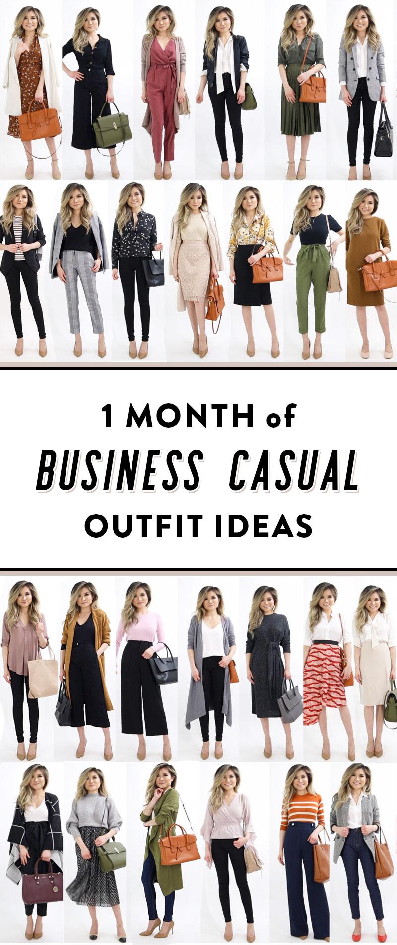 casual business attire womens photo - 1