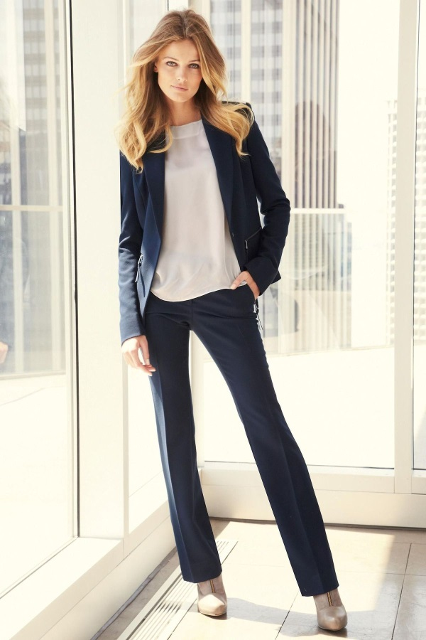 casual business dresses photo - 1