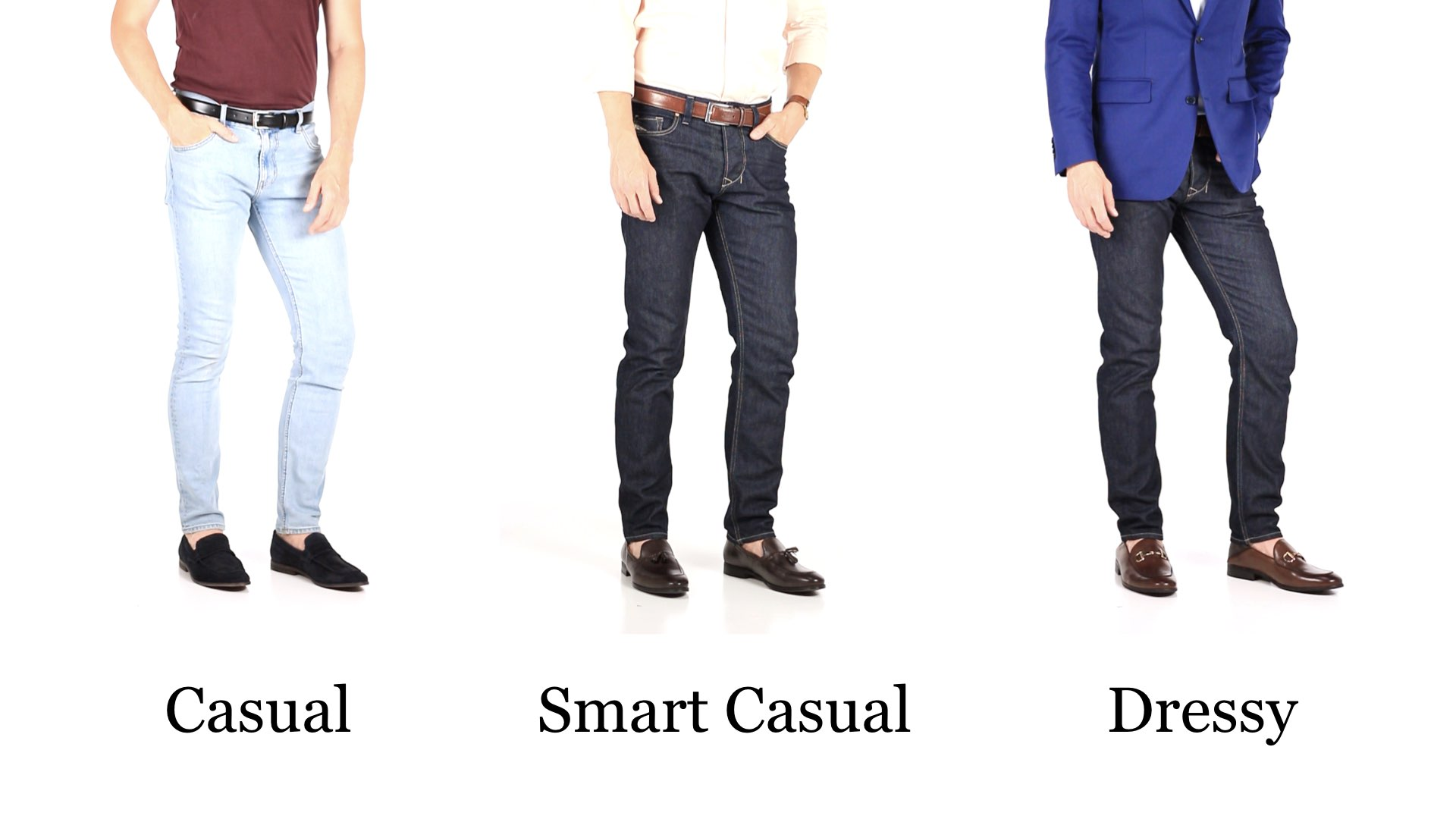 casual business wear photo - 1