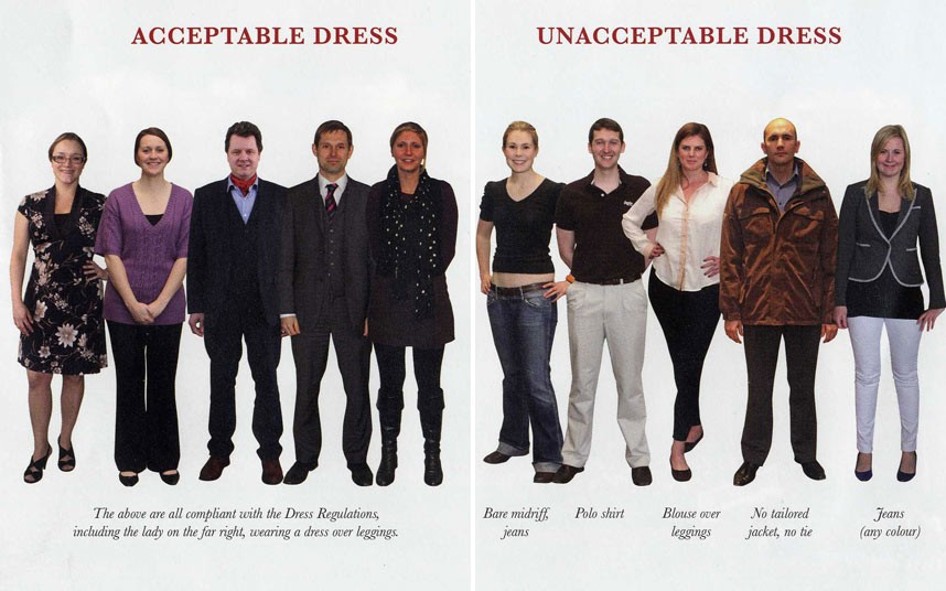 casual dress code restaurant photo - 1