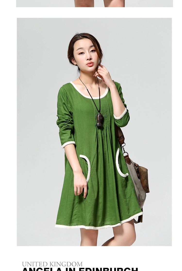 casual dress for pregnant photo - 1