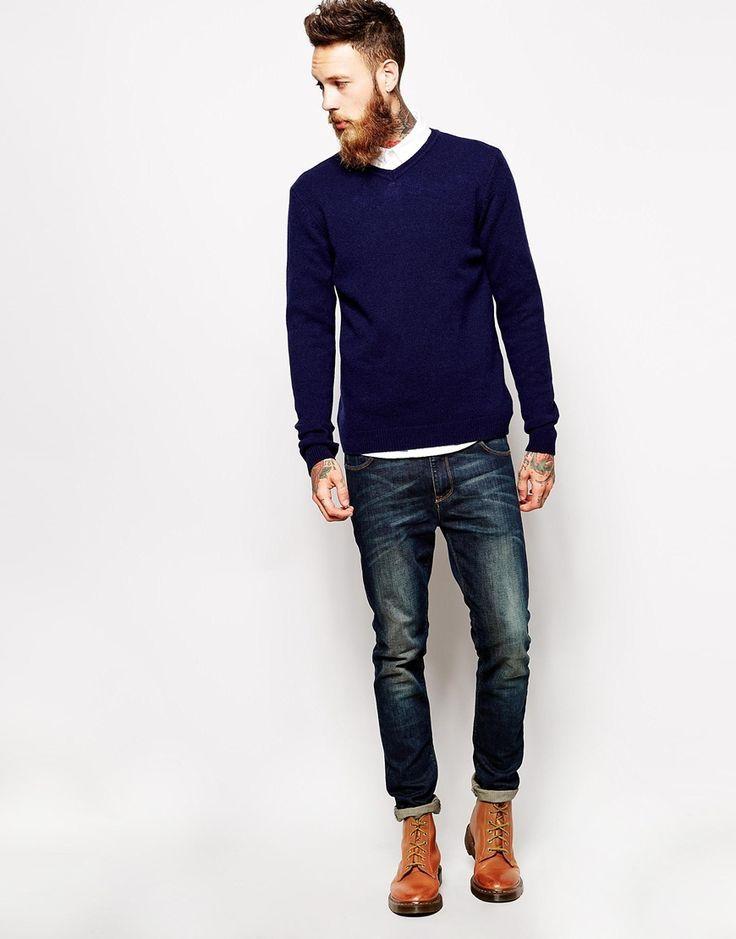 casual dress male photo - 1