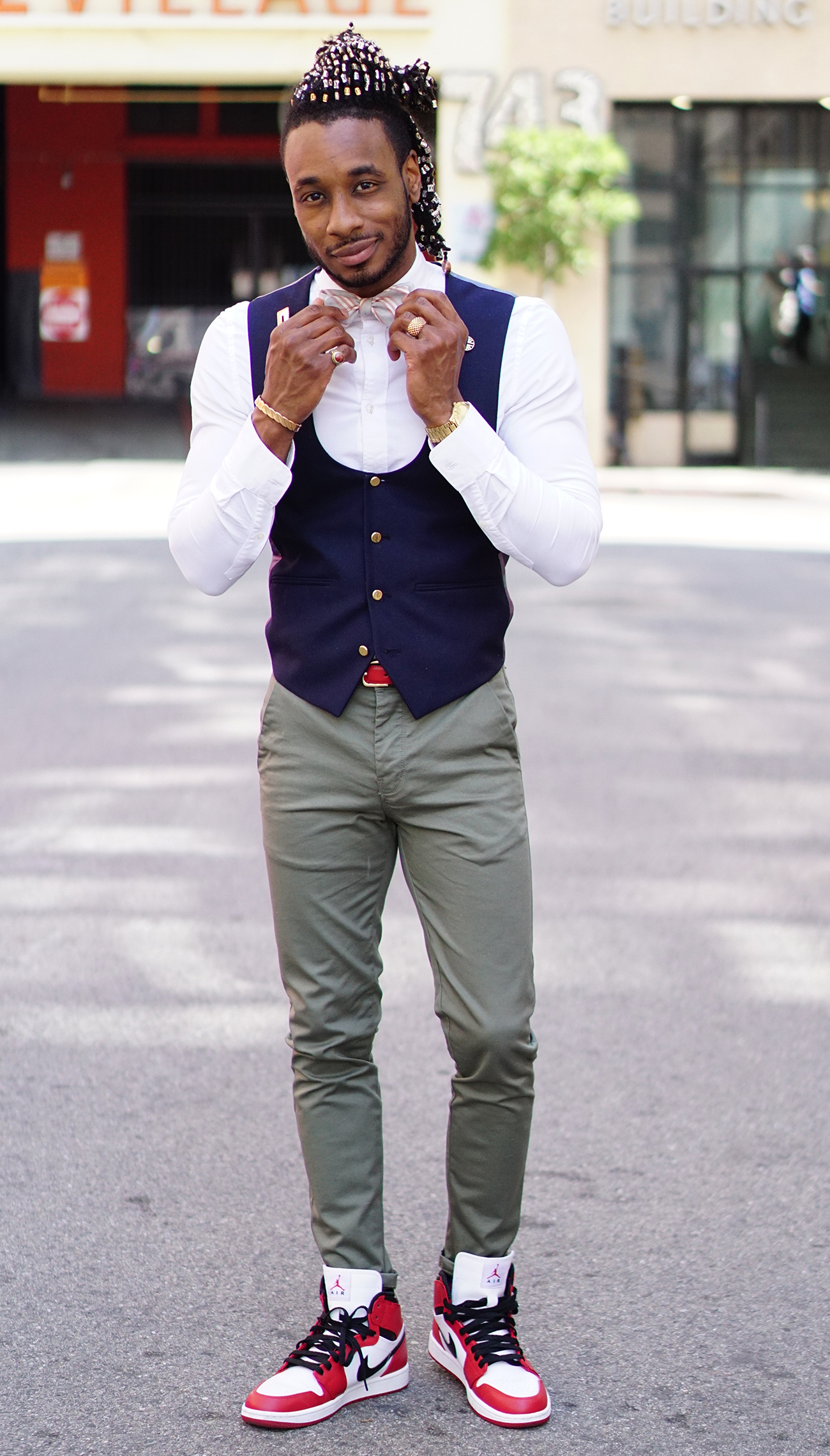 casual dress style for men photo - 1