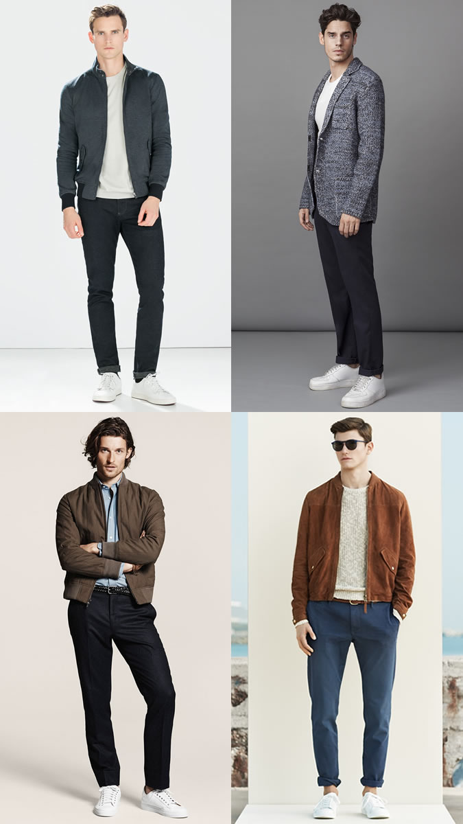 casual elegant dress code for men photo - 1