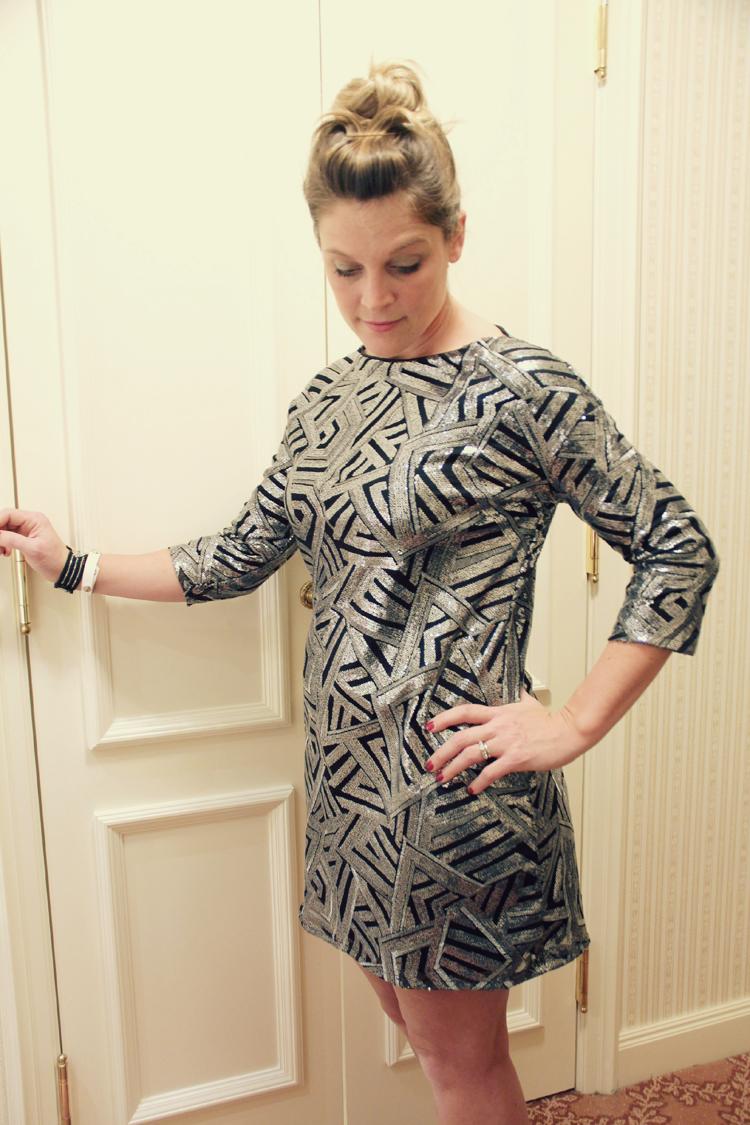 casual lady dress photo - 1