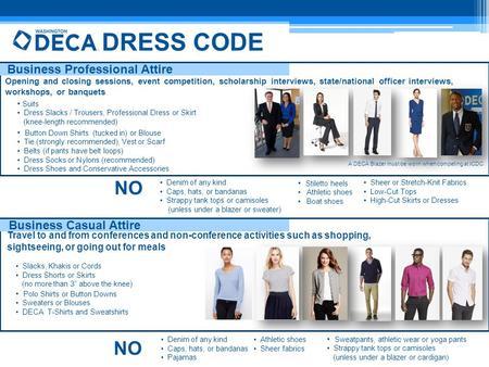 casual professional dress code photo - 1