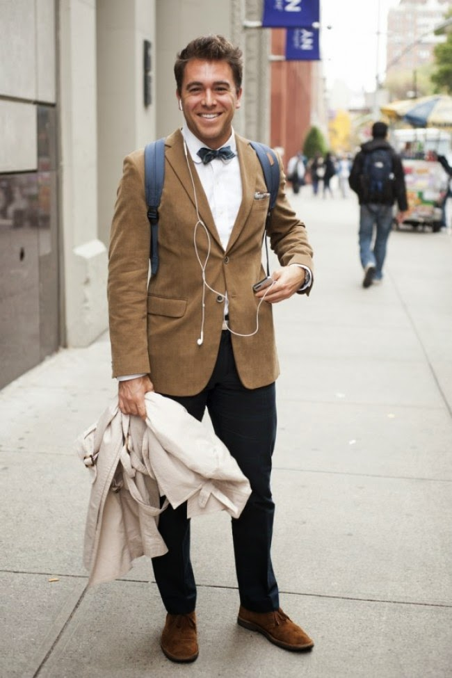 college style mens photo - 1