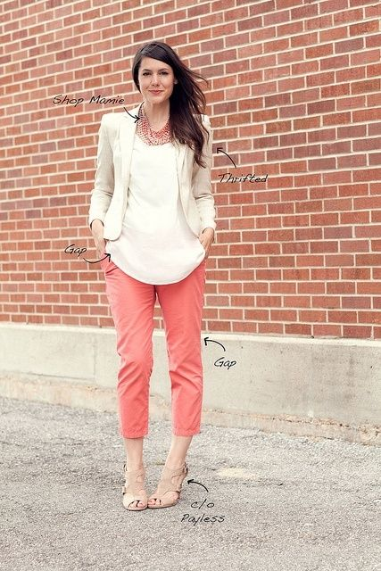 cute business casual clothes photo - 1