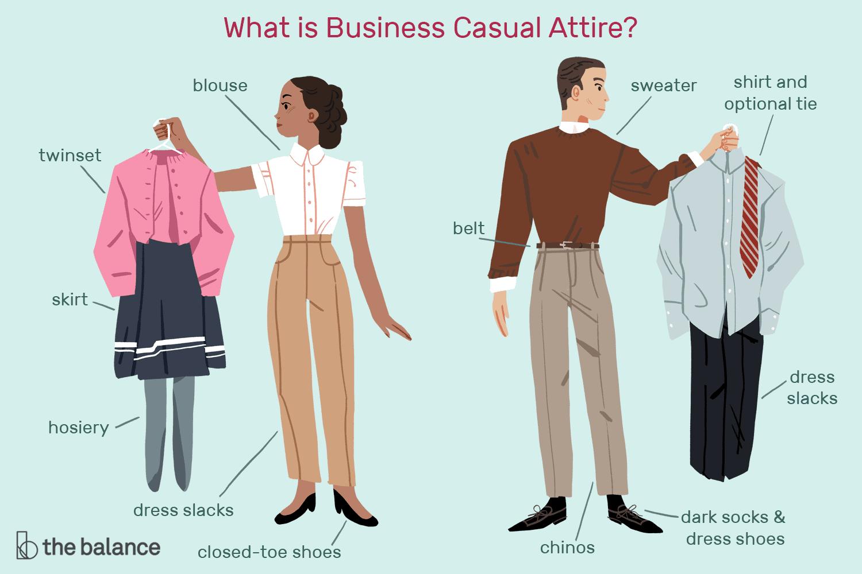 define business casual attire photo - 1