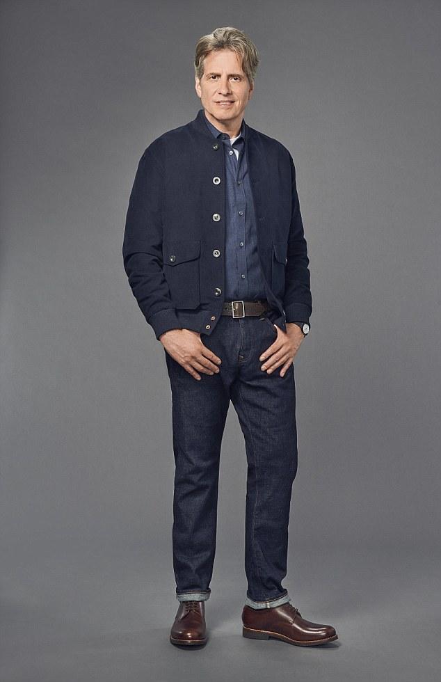 denim shirt mens style photo - 1