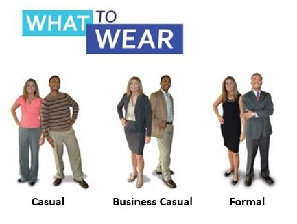 difference between casual and business casual photo - 1
