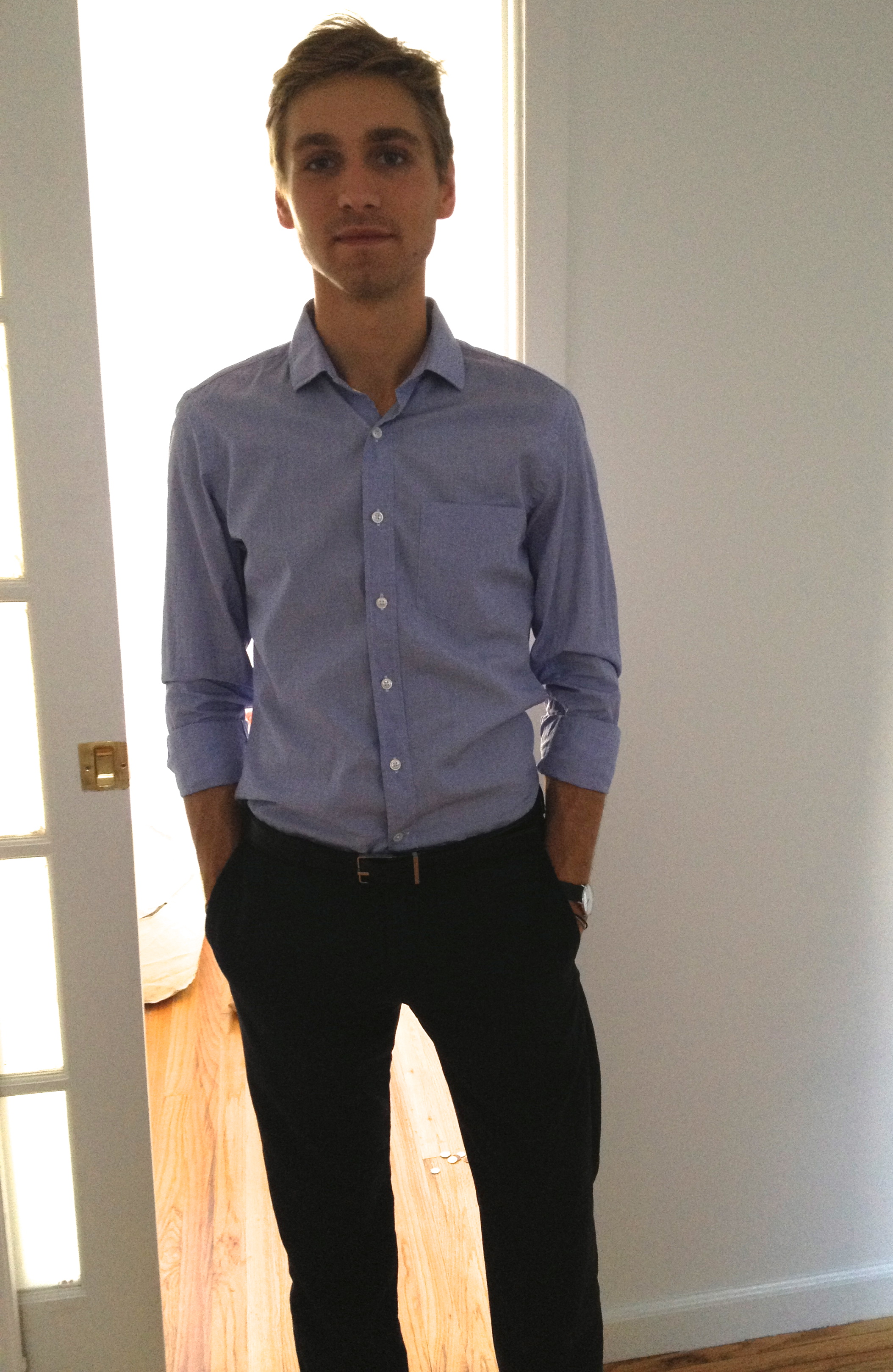 does business casual include jeans photo - 1