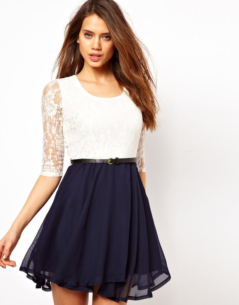 dress casual dresses photo - 1