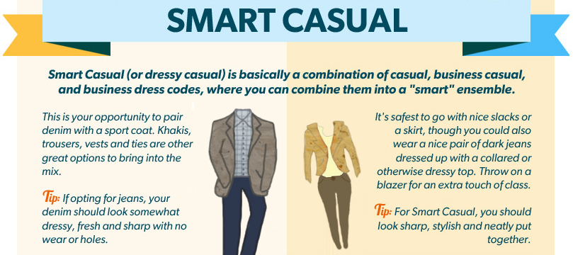 dress code business casual definition photo - 1
