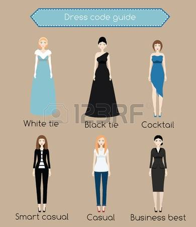 dress codes business casual photo - 1