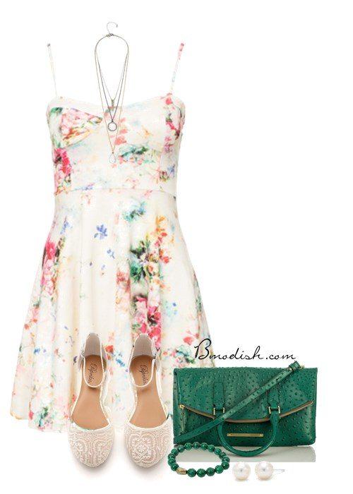 dressy casual dress photo - 1