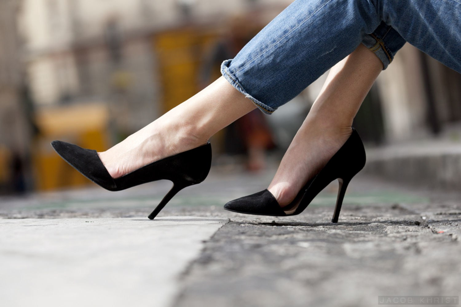 dressy casual shoes photo - 1