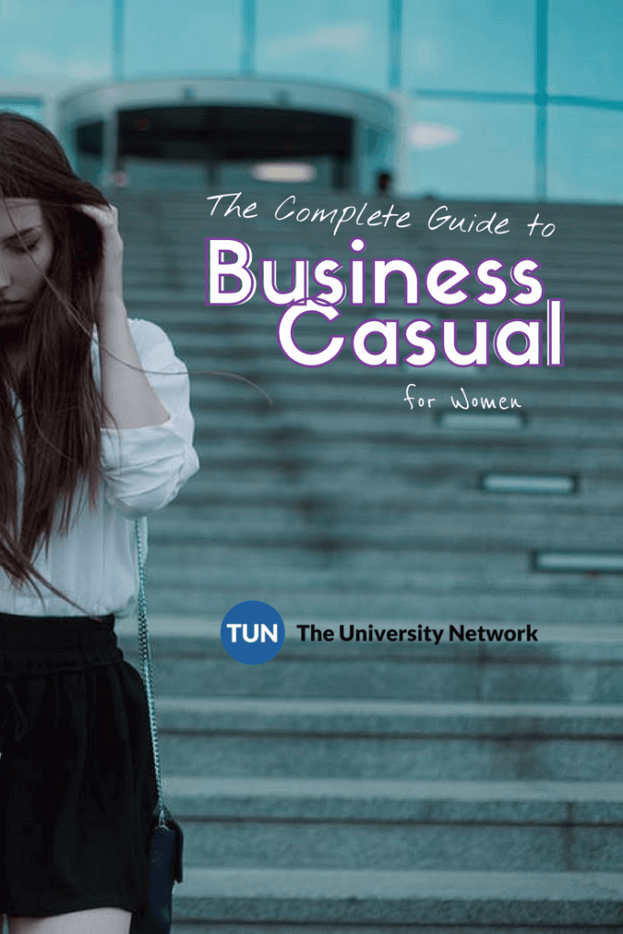 examples of business casual attire photo - 1