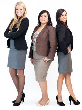 female business casual examples photo - 1