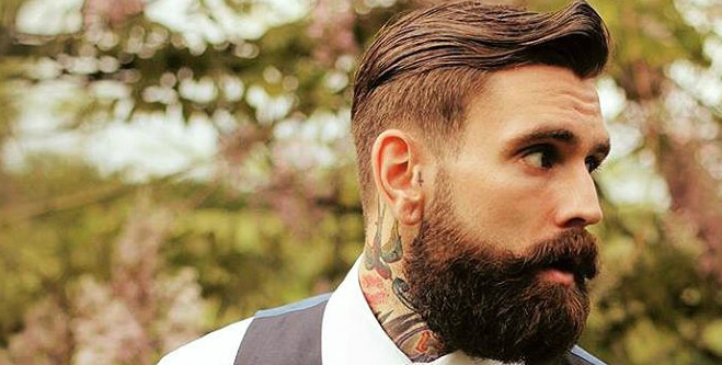 hipster mens style photo - 1