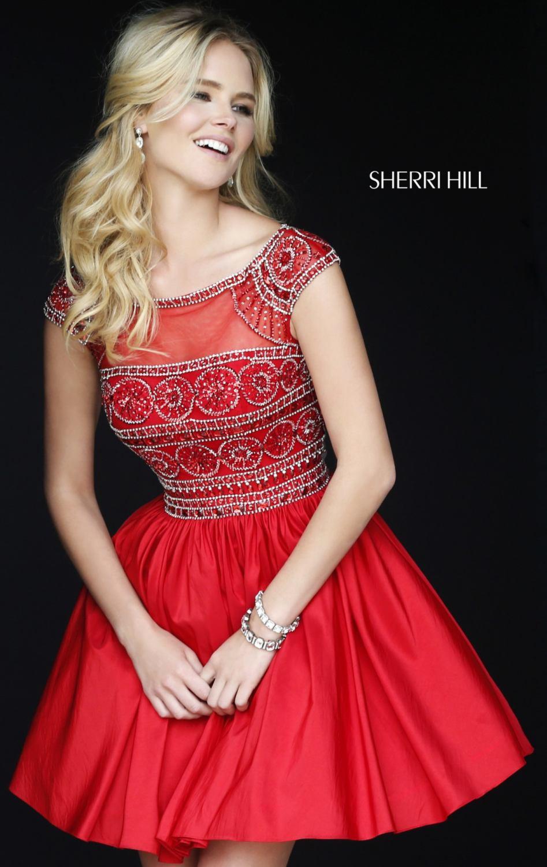 homecoming dresses at macys photo - 1