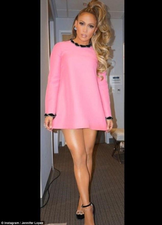 hot pink casual dress photo - 1