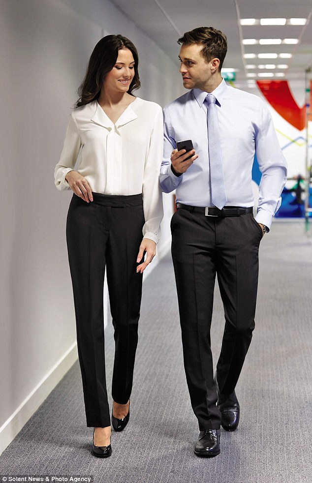 how to dress business casual male photo - 1