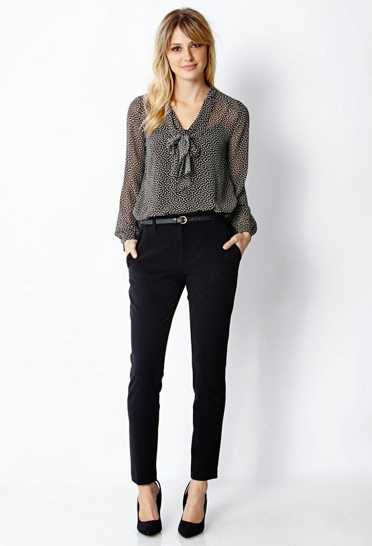 how to dress business casual woman photo - 1