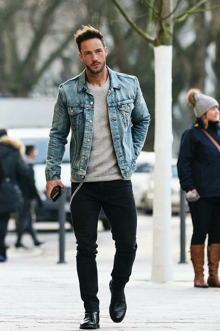 in style mens clothing photo - 1