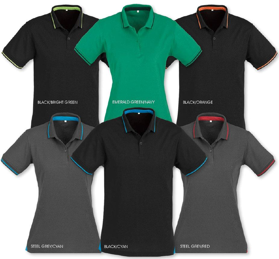 is a polo shirt business casual photo - 1