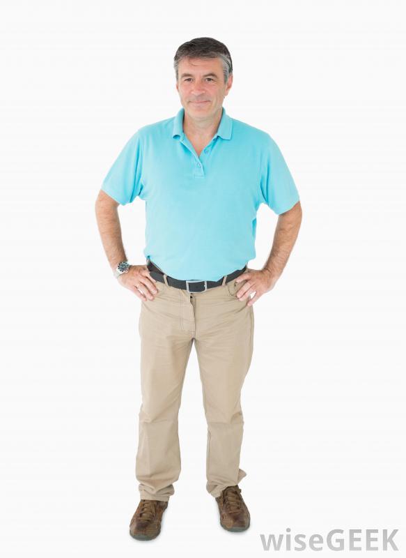 khakis and polo business casual photo - 1